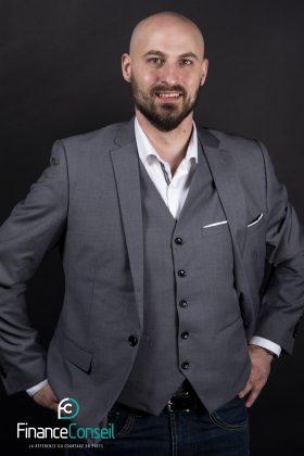 Benjamin Morin - Courtier Rezé