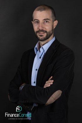 Photo de Julien Daumas, Associé - Crédit pro / immo chez Finance Conseil Pornic